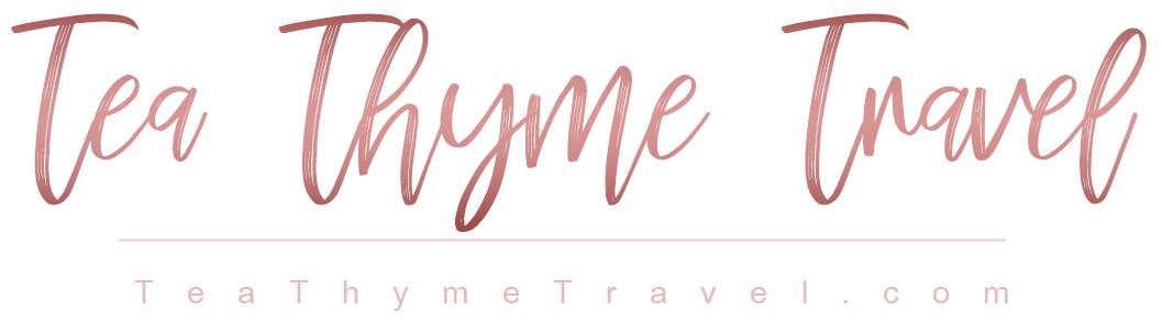 Tea Thyme Travel